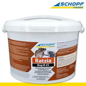 Schopf Hygiene 1,5 kg Ratzia Bag B 25