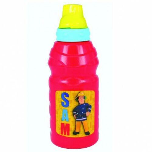 TrinkflascheFeuerwehrmann Sam450 mlKinder Wasser-Sport-Flasche