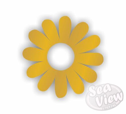 30 Daisy Flower Car Bedroom Window Wall Laptop Stickers