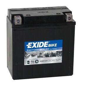 Batterie-moto-AGM-Exide-12V-9AH-120A-135X75X140MM