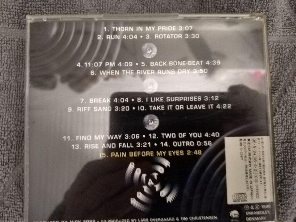 Dizzy Mizz Lizzy: Rotator, rock