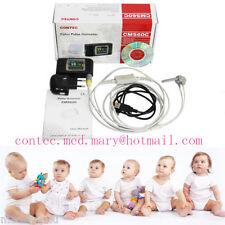 Hot,Neonatal Infant pediatric Kids Born Pulse Oximeter Spo2 Monitor USB,CMS60C