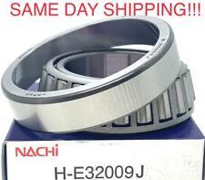 32009 J Nachi Tapered Roller Bearing Japan 45x75x20 Made In Japan