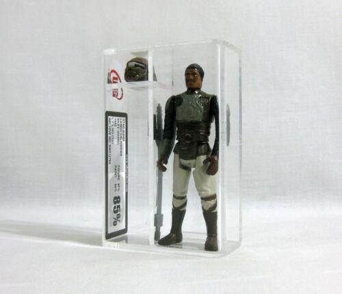 1982 Vintage Star Wars ✧ Lando Calrissian ✧ Skiff Figure UKG 85/85 AFA E21 Film, TV & Videospiele