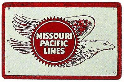 Union Pacific Route Railroad Train Shield Vintage Fridge Toolbox Magnet 2x3