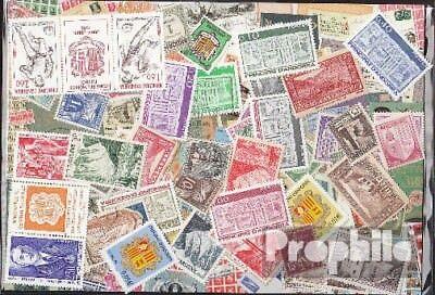 Andorra-französische Post 50 Verschiedene Marken