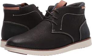 Dr. Scholl's Men's Scroll Sport Chukka Boots- Black