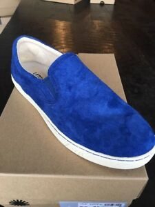 Blue Sz With Suede Box 1006737 Sneakers 190108772494 Ugg Style 9 New 5 Fierce FwIRaE