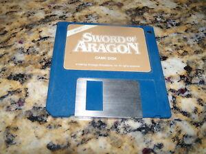 Sword-of-Aragon-Game-Disk-Commodore-Amiga-3-5-034-floppy-disk