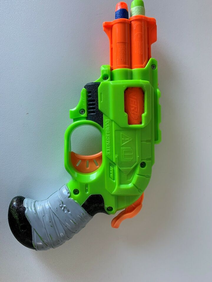 Våben, Nerf gun, Doublestrike