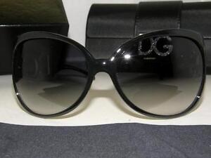 76220cb18784 New Authentic Dolce Gabbana Sunglasses DG 6011B 501 8G DG6011 Made ...