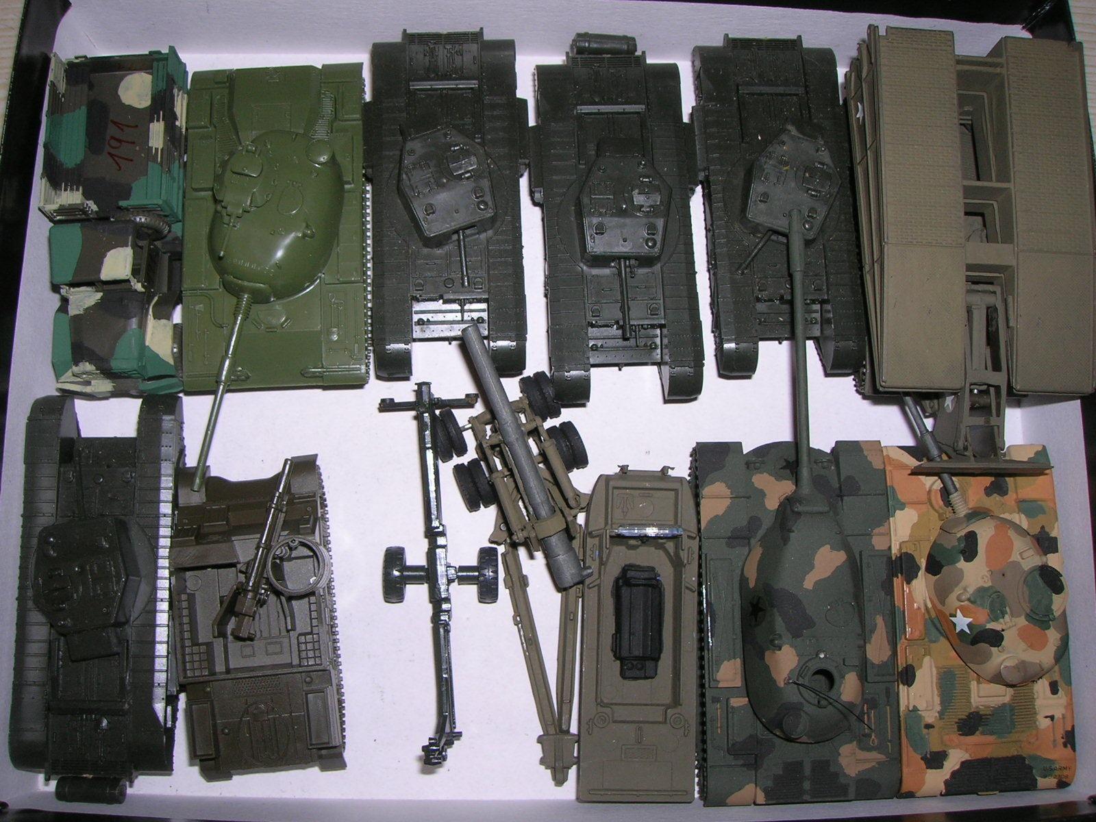 grande sconto 12 diversi modellololi modellololi modellololi ROCO-veicoli militari  parte dipinte  h0 1 87 voce 15  promozioni di squadra