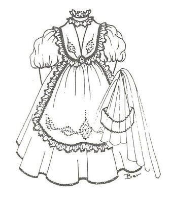 "/""Fairytale/"" #2 Wellie Wisher PATTERN Cinderella and Godmother"