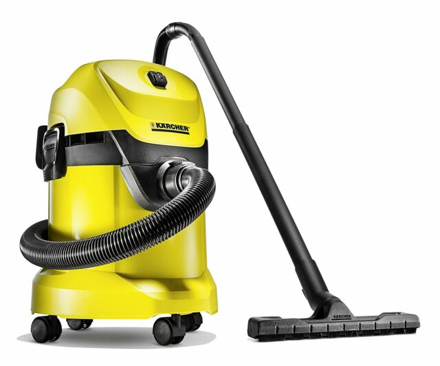 Kärcher WD3 Vacuum cleaner multi-purpose nozzle for aspiration in dry and wet to