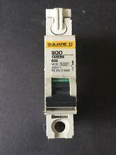 SQUARE D 32 Amp type B 6kA MCB Disjoncteur qoe 32 A B32