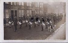 WW1 soldier Regimental Band Devons ? Somerset Light Infantry RWF ? Herne Bay ?