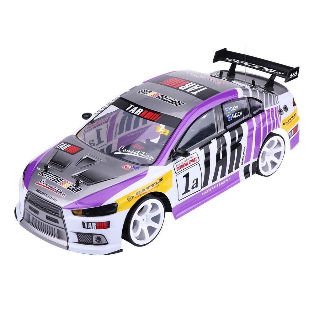 Auto RC Auto Radiocomandata Elettrica Telecomandata Drift Car 4WD 1 10 EU