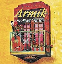 NEW Armik Amor de Guitarra CD 2003 Bolero Records New Age Flamenco Instrumental