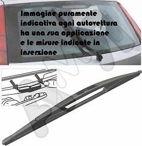SPAZZOLA TERGICRISTALLO POSTERIORE 500L DAL 09-2012 IN POI