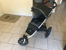Thule Stroller Console 1-20100794 Large Pocket /& Cup Holder ~ New In Open Box!