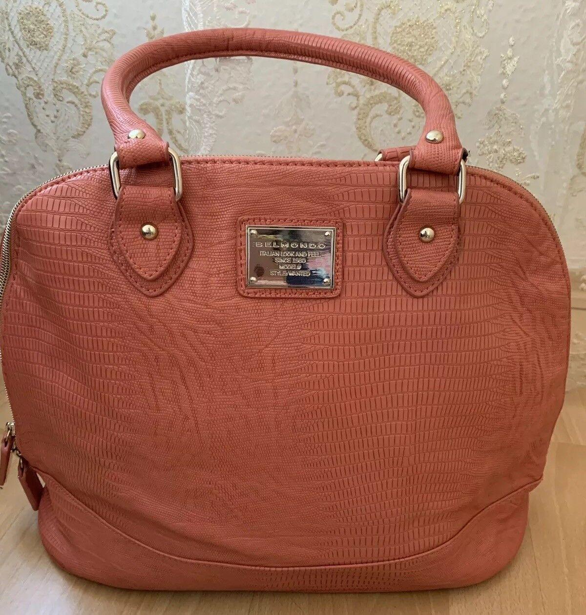 36c07c31c8d82 ... Tasche Umgängetasche Shopper Bag Belmondo Belmondo Belmondo ad80d3 ...