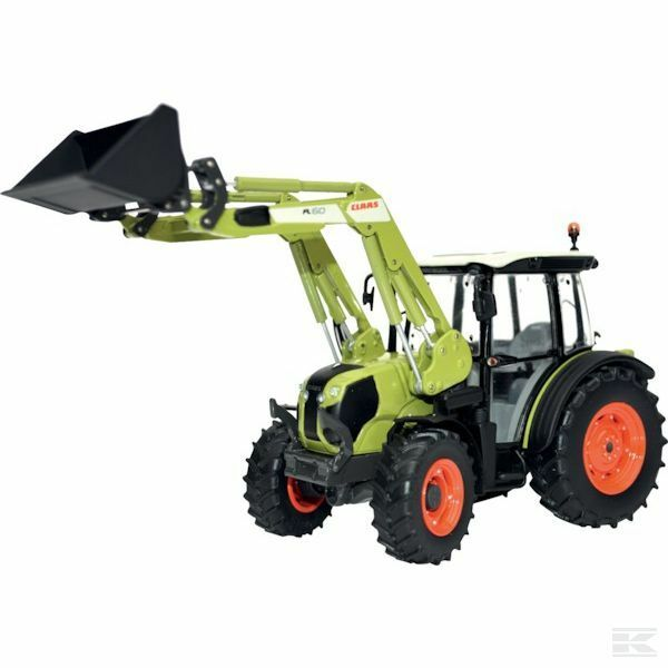 Marge Models CLAAS 230 with Front Loader 1 32 SCALE MODEL Present Poison Toy