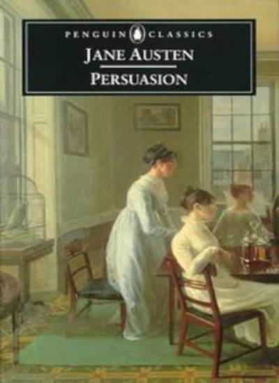 Persuasion (Penguin Classics) By Jane Austen, Gillian Beer