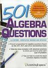 501 Algebra Questions by Mark A McKibben (Paperback / softback, 2012)