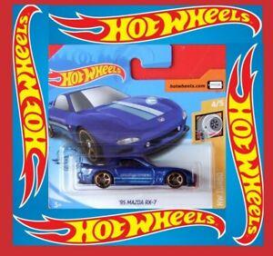 Hot-Wheels-2020-039-95-Mazda-rx-7-43-250-neu-amp-ovp-color-nuevo