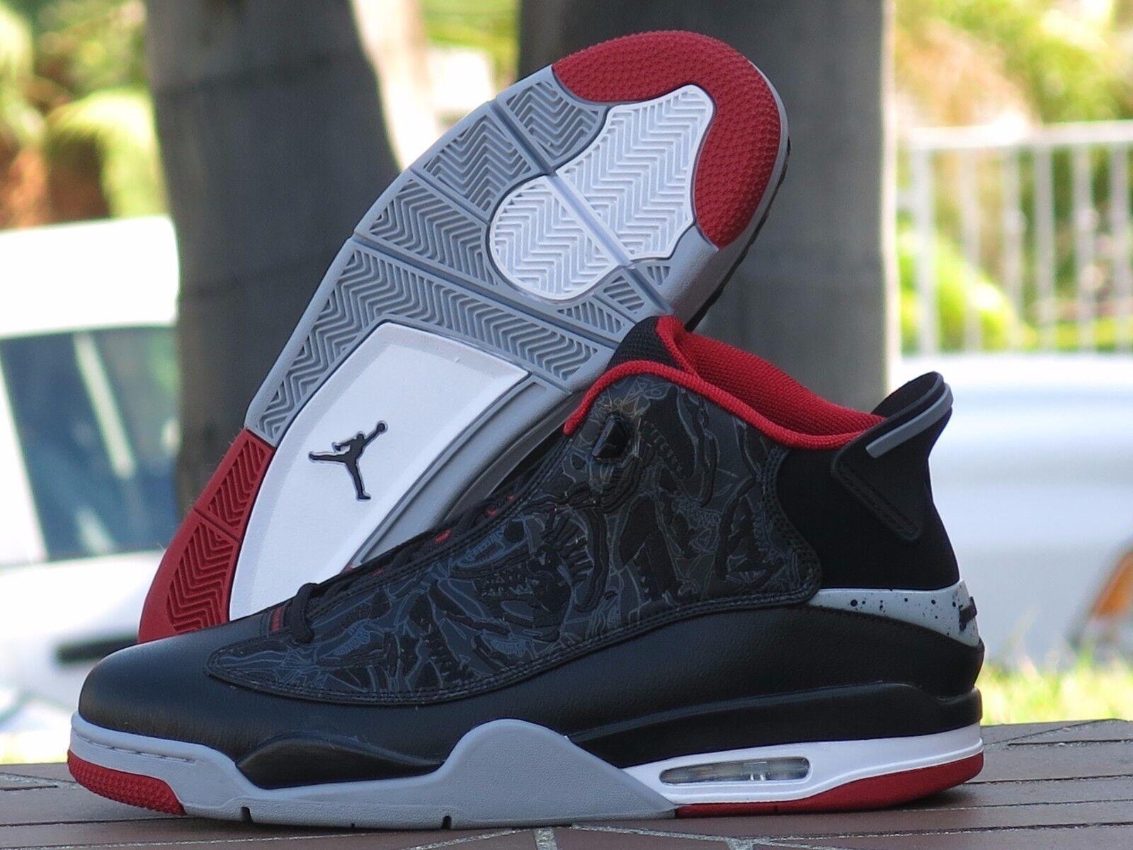 Nike Air Jordan Dub Zero Men's Athletic Fashion Sneakers 311046 013 SZ 13