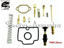 OKO SERVICE KIT for PWK FLATSLIDE CARB CARBURETTOR 26mm