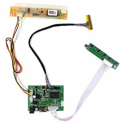 LCD Screen Driver Board Lvds Inverter HDMI+DVI+VGA Kit for LTD133EWMZ 1280X800