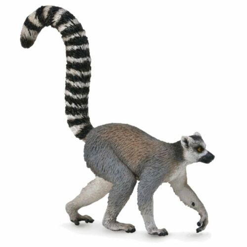 RING TAILED LEMUR Replica 88831 ~ NEW for 2018! ~ Ships Free w/ $25+ CollectA