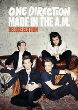 Made in the A.M. Deluxe Edition by One Direction (CD Nov-2015 Columbia USA) NEW