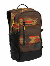 WOMEN'S MEN'S Burton Prospect Laptop SIERRA PRINT BACKPACK SCHOOL BAG NEW $59