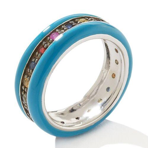 $950 Effy Sapphire Ring .50Ct Macy/'s NWT