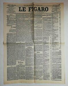 N892-La-Une-Du-Journal-Le-Figaro-20-Janvier-1903-misere-bretonne