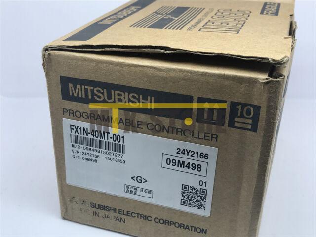 1PCS MITSUBISHI MELSEC FX1N-40MT-001 FX1N40MT001 PLC MODULE NEW IN BOX