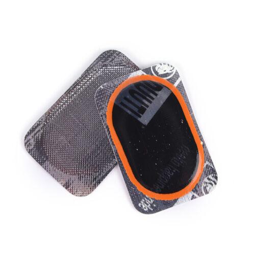 32*50mm Bicycle Bike Repair Fix Kit Flat Rubber Tire Tyre Repair Patch S/&K/_fr