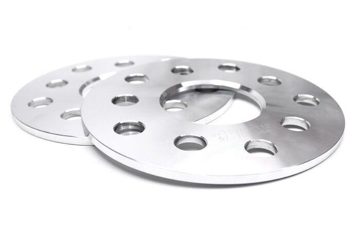 Wheel Slip On Spacers 5 mm 5x108 & 5x114.3 67.1 mm Hub Centric Ferrari 2 PCS