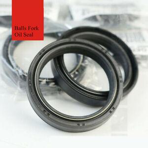 Fork Oil Seal Set New Kawasaki ZL600 Eliminator ZX1100 ZX600 Ninja 600R ZX750