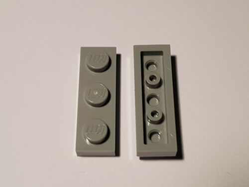 Star Wars Creator #AH89 LEGO® 10 x 3623 Platte 1 x 3 hellgrau 4211429