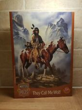 They Call Me Wolf Jigsaw Puzzle 550pc