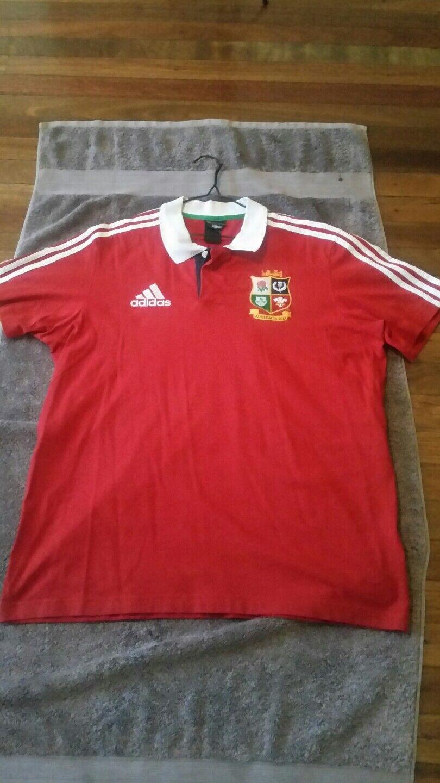 British & irish lions polo shirt xl