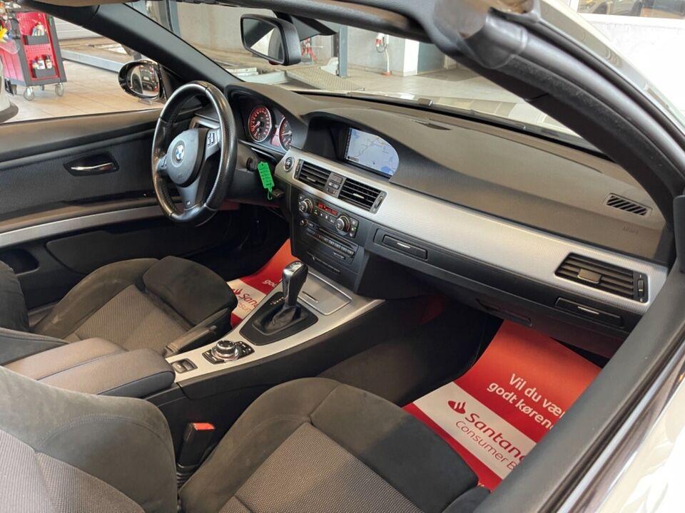 BMW 330i 3,0 Cabriolet aut. Benzin aut. Automatgear