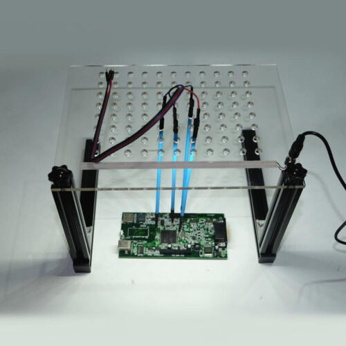 Dernière ECU Board Support DEL BDM FRAME avec 4 sonde Stylo ECU modifiés pour Kess V2