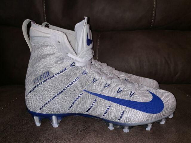 low priced 17308 90b67 Nike Vapor Untouchable 3 Elite Men s Football Cleats White Ah7409-141 Size  10.5