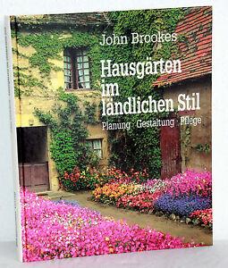 john brookes - hausgÄrten im lÄndlichen stil   ebay, Garten ideen gestaltung