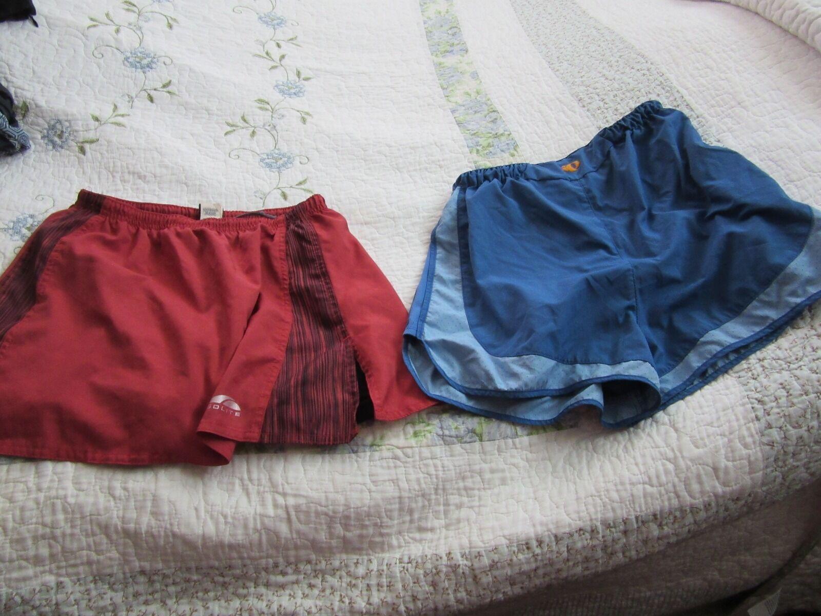 1 pair women's sport skirt W  built in panty 1 shorts sz S Golite & Pearl Izumi