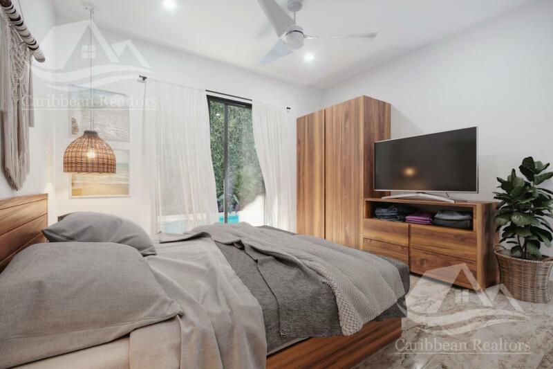 Departamentos en venta en Tulum / Brava residence